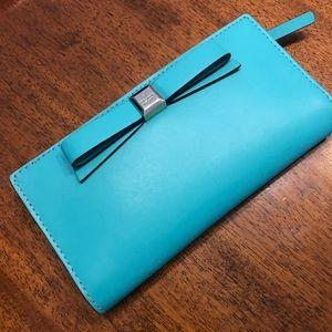 Authentic Kate ♠️ Spade wallet EUC
